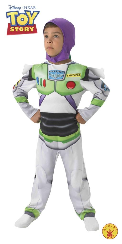 BUZZ LIGHTYEAR CL INF T-L