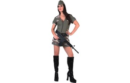 [706069-T04-0000] CHICA MILITAR T-4